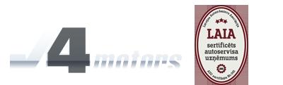 V4 Motors logo